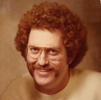 Gerald Roy Perryman obituary photo