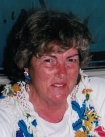 Joan F. McCutcheon obituary photo