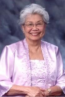 Corazon Sarmiento Santos obituary photo
