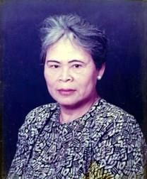 Carlota Absalon Sabado obituary photo