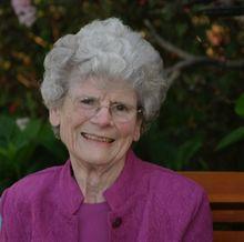 Dorothy Elizabeth Waker Christensen