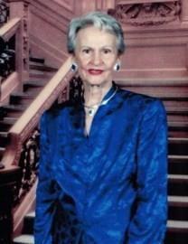 Louise Franzese RODDY obituary photo