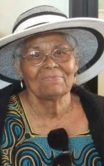 Alda Violet De Jimenez-Perez obituary photo