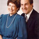 Arden and John Comotto 1984