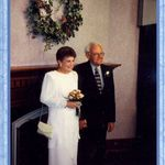 Arden & Clarke Mahaffy Wedding Oct 6 2001