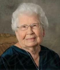Mary Louise Haney obituary photo