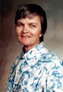 Alice Fulmer Nall obituary photo