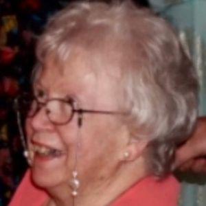 Geraldine Patricia Sweeney