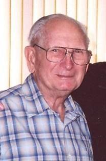 Ellis Norman Beesley obituary photo