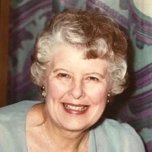 """Mabel """"Connie"""" Missimer Bell Obituary Photo"""