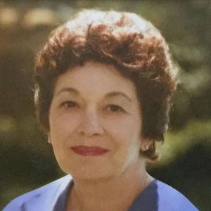 Norma Falletti (nee Uccelli) Obituary Photo