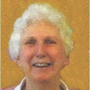 Sister Lois McDonough, RSM Obituary Photo
