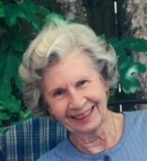 Dorothy Fox Dunham obituary photo