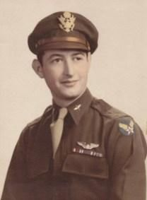 Harvey W. Bronstein obituary photo