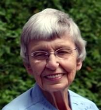 Dorothy D. Thompson obituary photo