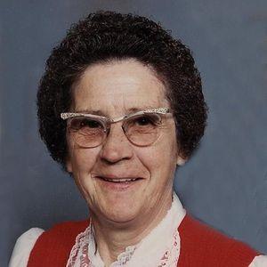 "Mildred Irene ""Susie"" Wolf Obituary Photo"