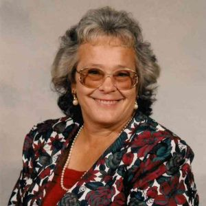 MRS. JEANNETTE IRONS