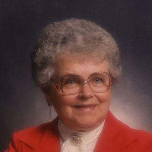 Frances M. Jaeger