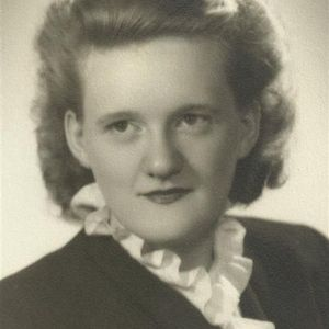 Marion E. Cruickshank