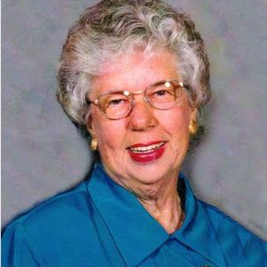 """Mrs. Joyce """"Nanny"""" Lagarde Binet"""