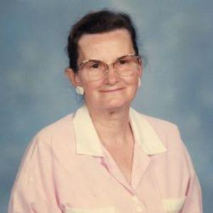 Doris Cruse Waltz Obituary Photo