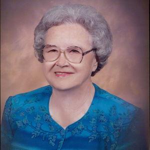 Mary Lee Hickman Simmons