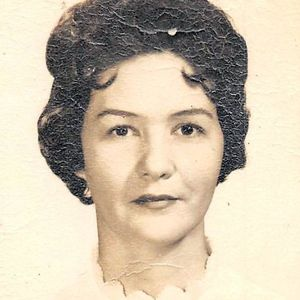 Gladys Marie Thomas Richards Obituary Photo