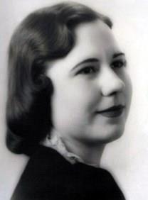 Irma Gaines KRAMER obituary photo