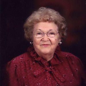 Alma Ethelene Lanier Freeman Obituary Photo