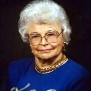 Marjorie Barham Burke