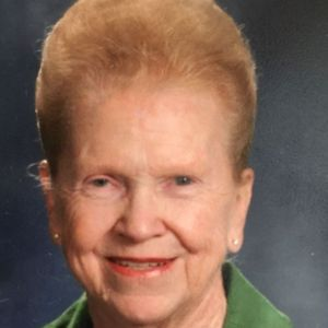 Kathleen McGrane Stauder Obituary Photo