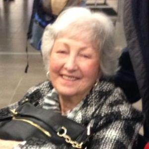 Patricia Ann Goodwin Obituary Photo