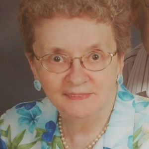 Bernice E. Wagener Obituary Photo