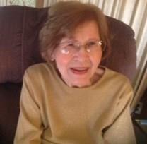 Mary Shireman Bomar obituary photo