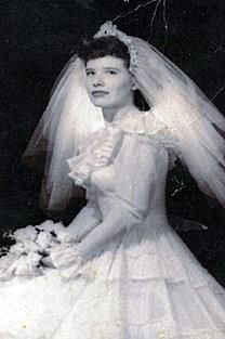 Rosemarie Christine Ustinoff obituary photo