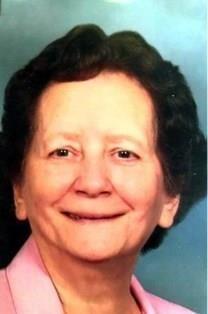 Dora F. Lyons obituary photo