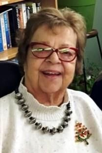 Virginia E. Jacobson obituary photo