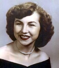 Frances Lee Blankenship obituary photo