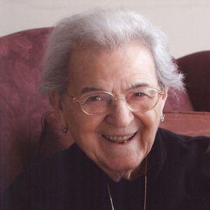 Angela Maria Zuccarelli Salvatore Obituary Photo