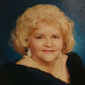 Frances Jeanette DeLoatch Collins Obituary Photo