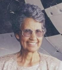 Mercedes Hernandez obituary photo