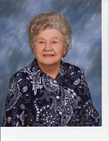 Dorothy Belina