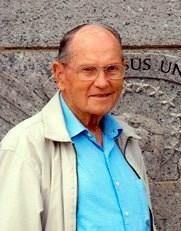 Norwood Wilson obituary photo