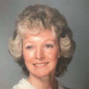 Judith-Anne Lucier Smith Obituary Photo