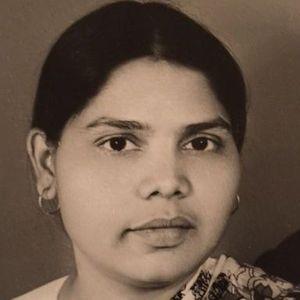Florence  Edward Contractor (Masihrajan) Obituary Photo