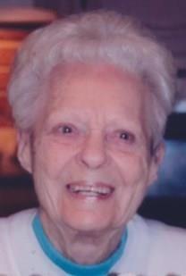 Clarice Murl Hudson obituary photo
