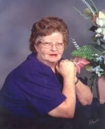 Verna M. CABLE obituary photo