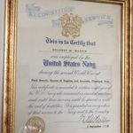 U.S. Navy Recognition of Service