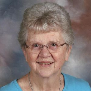 Agnes G. Job Obituary Photo
