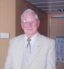 William Harrison obituary photo
